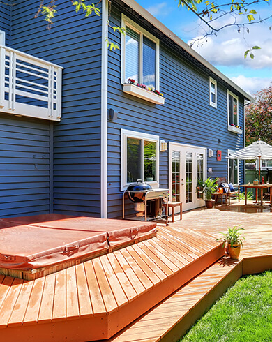 Deck Revival and Coating