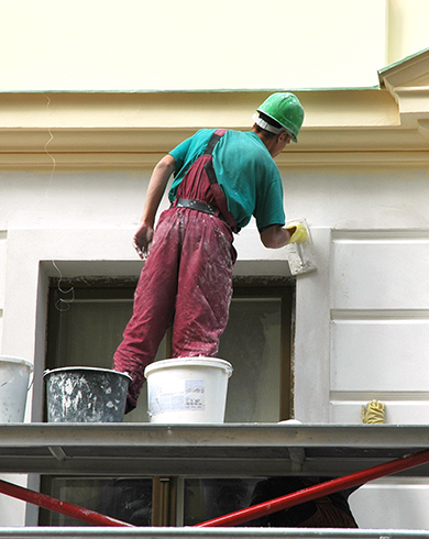 Render Painting and Repairs